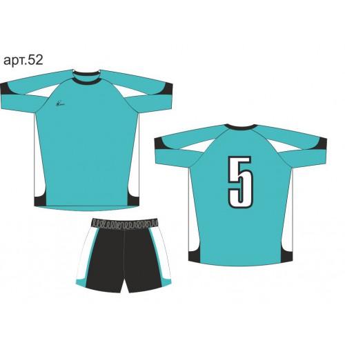 Форма для футбола арт. 52