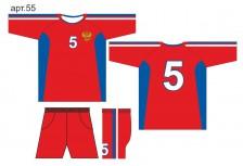 Форма для футбола арт. 55