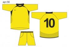 Форма для футбола арт. 56