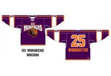 "Свитер для хоккея ""ICE MONARCHS"" МОСКВА"