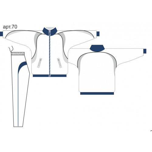 Спортивный костюм арт.70