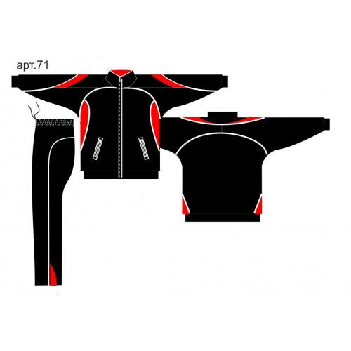 Спортивный костюм арт.71