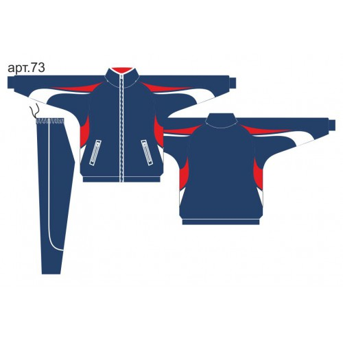 Спортивный костюм арт.73