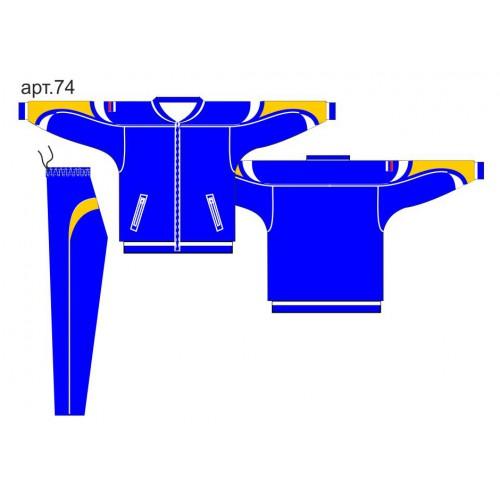 Спортивный костюм: арт.74