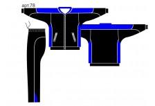 Спортивный костюм арт.78